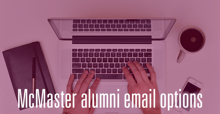 Alumni Email Options