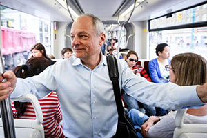 Alumnus Meric Gertler profiled in Globe and Mail