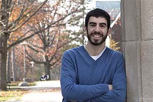 McMaster Arts and Science student named Rhodes Scholar