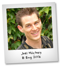 Joel Hilchey photo